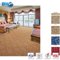 dbjx New zealand wool carpet wall to wall for hotel