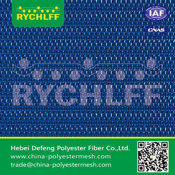 polyester/synthetic filter dryer belt/polyester dryer mesh for paper making