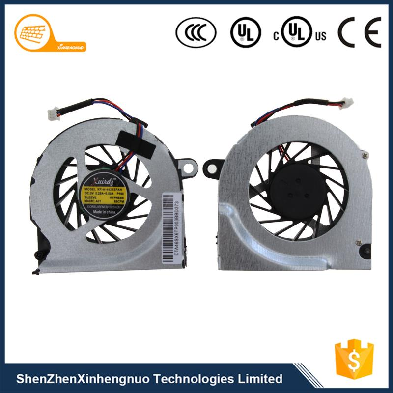 Mini Laptop cpu cooling fan for HP