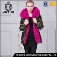 2017 wholesale military outdoor winter garment for women