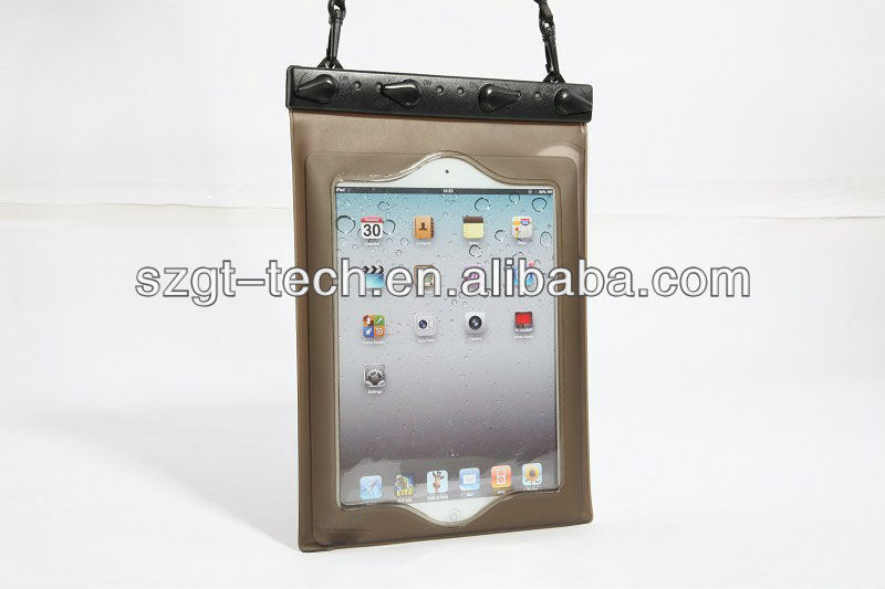 for iPad mini PVC waterproof cases