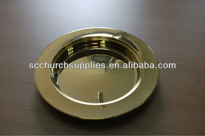 Communion Bread Plate