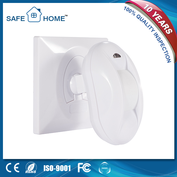 elegant wired curtain infrared motion sensor