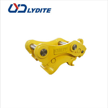 LYD export hydraulic excavator coupler equipment hydraulic quick hitch and coupler for excavator on sale