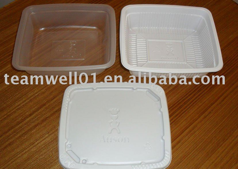 Plastic Noodle box for packing