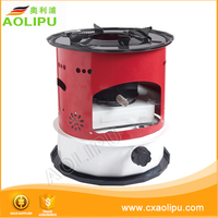 OEM high quality portable Metal biomass cooking stove
