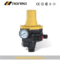 Hot sale automatic electric pressure control for water pump (yellow-black) EPC-3