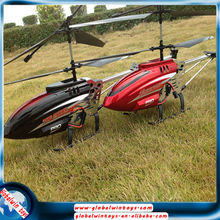 Biggest helicopter rc model king alloy helicopter GW-T822 gyro 3ch metal gyro helicopter for adult