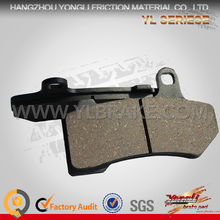 Chinese Manufacturer Brake Pads Guangzhou Motorcycle Spare Parts