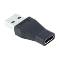 USB C Adapter USB-C Female to USB 3.0 Male Port Adapter USB 3.1 Type C to Type-A Convertor