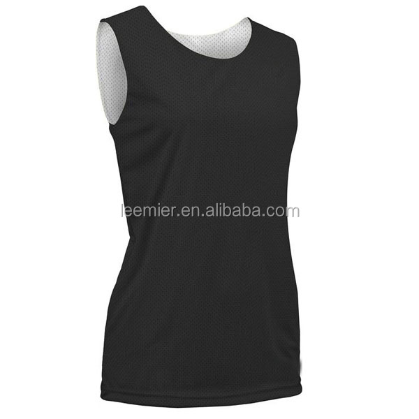 Girl's Round Neck Basketball Jersey