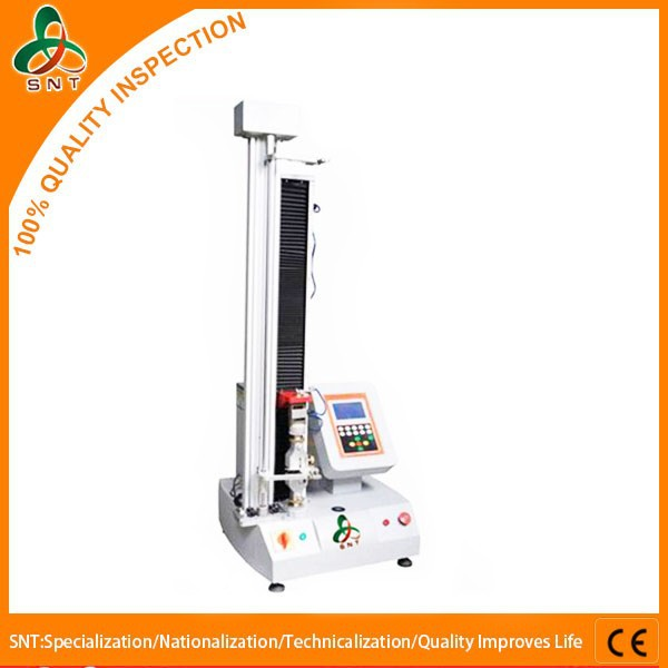 Safe high reliability hydraulic servo universal testing machine