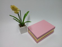 Glossy gold paper printed pink cardboard gift packaging box in china