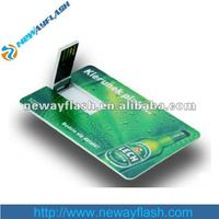 3MM card usb drive ,slim business card usb flash memory ,paper thin usb drive