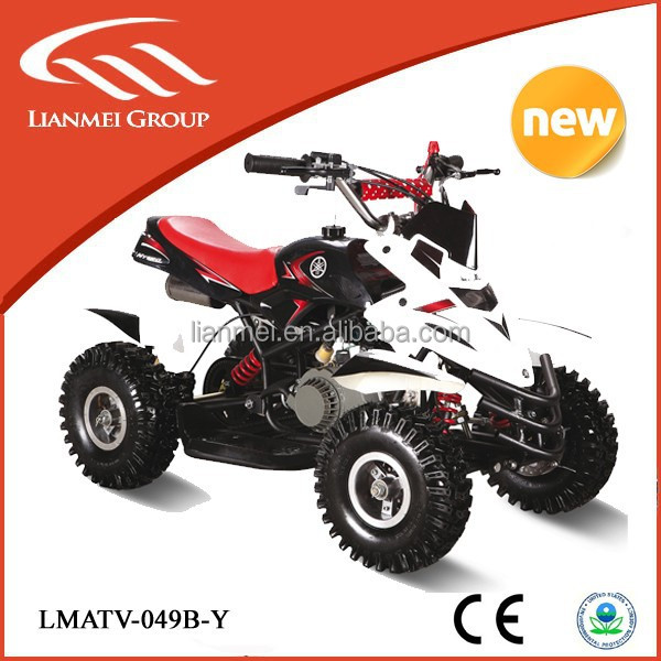 49cc cheap atv for sale gas four wheelers for kids with CE