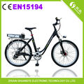 "chinese factory price 28"" 36v Electric City Bike frame shuangye A3-AL28"