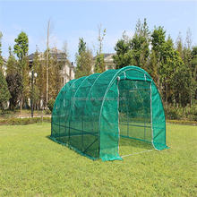 2017 New Polytunnel Vegetable Modular Hothouse Tent Grow Greenhouse Plastic Clips
