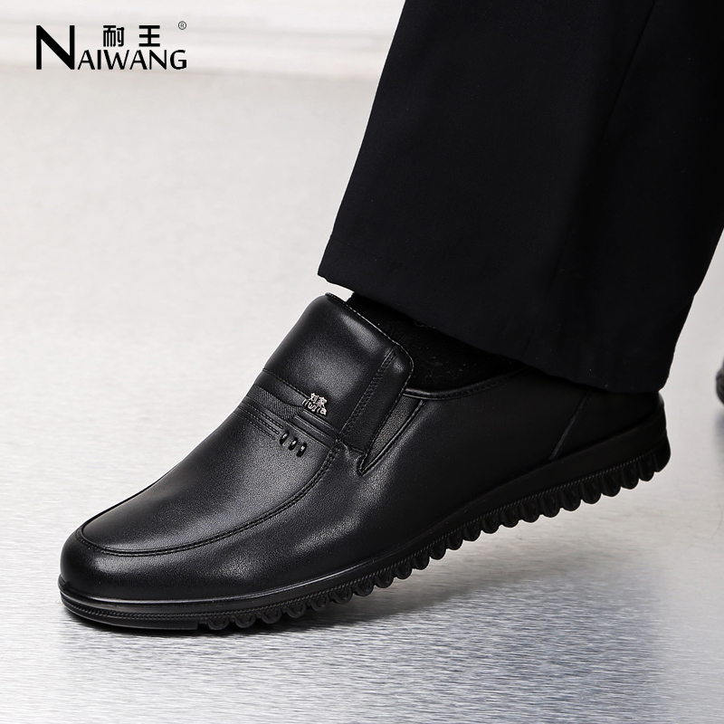 2017 classical style Italian style genuine leather slip-on mens dress shoes made in china men leather sheoes