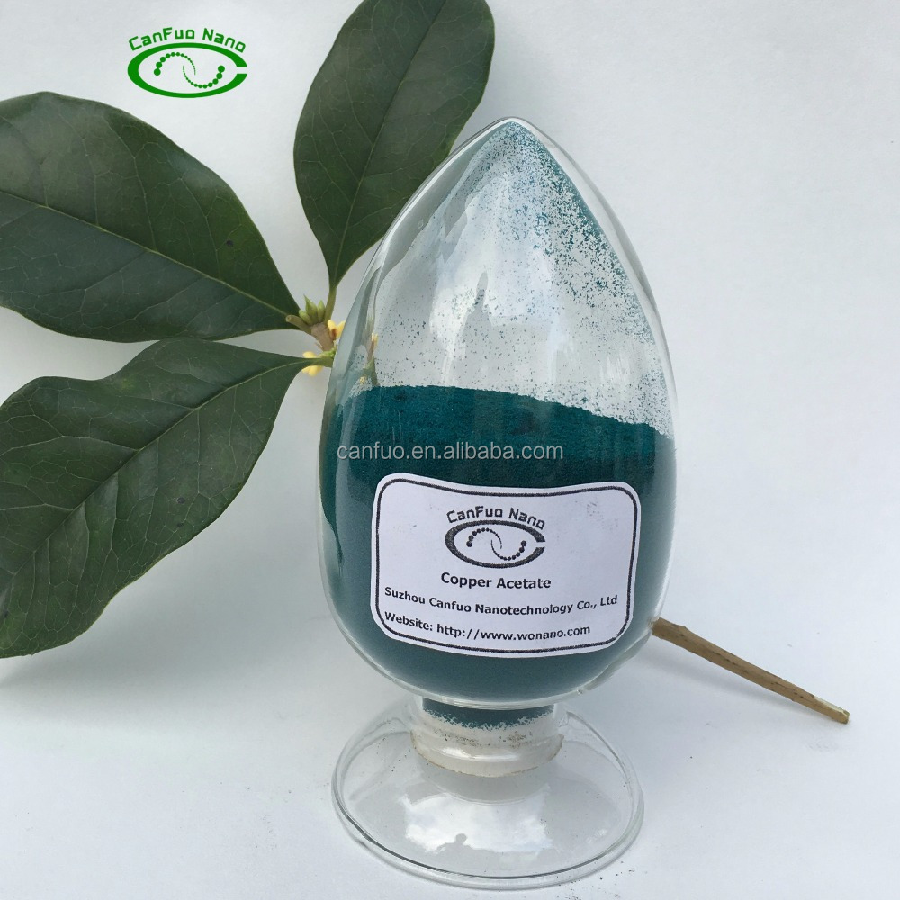 High quality Cupric Acetate,Copper Acetate Monohydrate Cu(CH3COO)2.H2O for sale