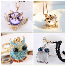 different types of necklace chains jewelry necklace jewelry owl necklace