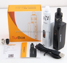 Tesla import super slim electronic cigarette TURBOX 80W tc Box Mod