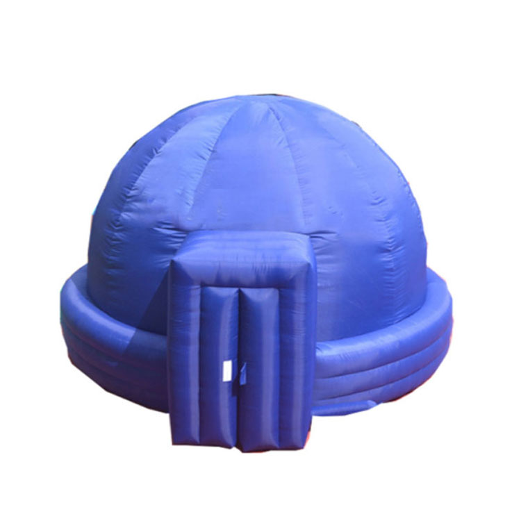 Wholesale Inflatable Planetarium Screen Tent Inflatable Projection Dome Tent for Kids