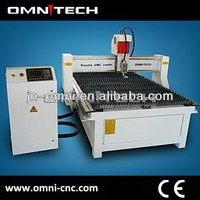 1325 Plasma +Torch Cutting Machine for Stainless steel cutter