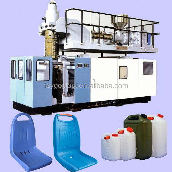 bottle blwo moulding machine