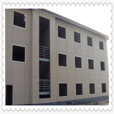 colored non asbestos decorative partition drywall cladding fiber
