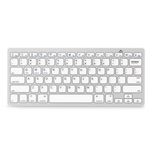 100% original us version 2.4g wireless 78keys keyboard for laptop /pc/smartphone
