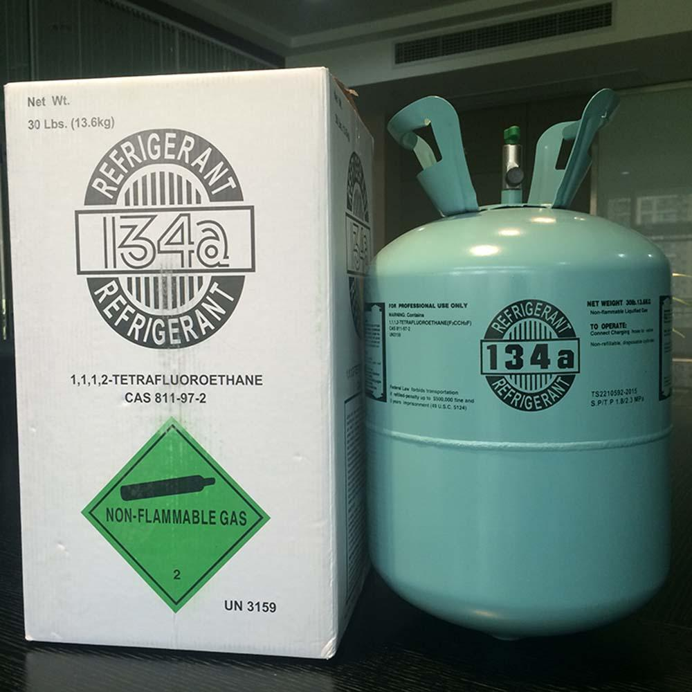 Manufacturer of refrigerant gas r134,r134a gas price