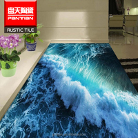 3D Inject porcelain flooring bedroom wall tiles italian marble pool tile prices 600x600 800x800