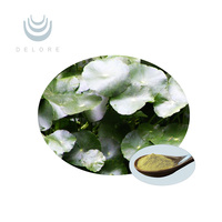 ISO Certified Manufacturer to Produce Centella Asiatica / Gotu Kola Extract asiatic acid