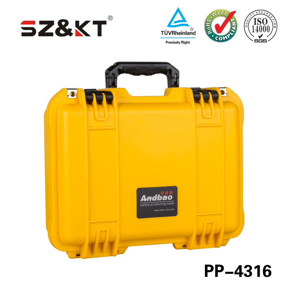 Hard Waterproof Shockproof Case for Professional Camera and Video Equipment