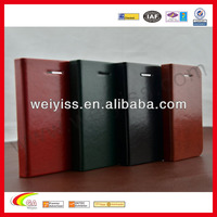 Wholesale leather case for apple iphone5 new phone china