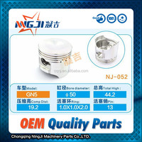 GN5 Motorcycle Piston set OEM Quality