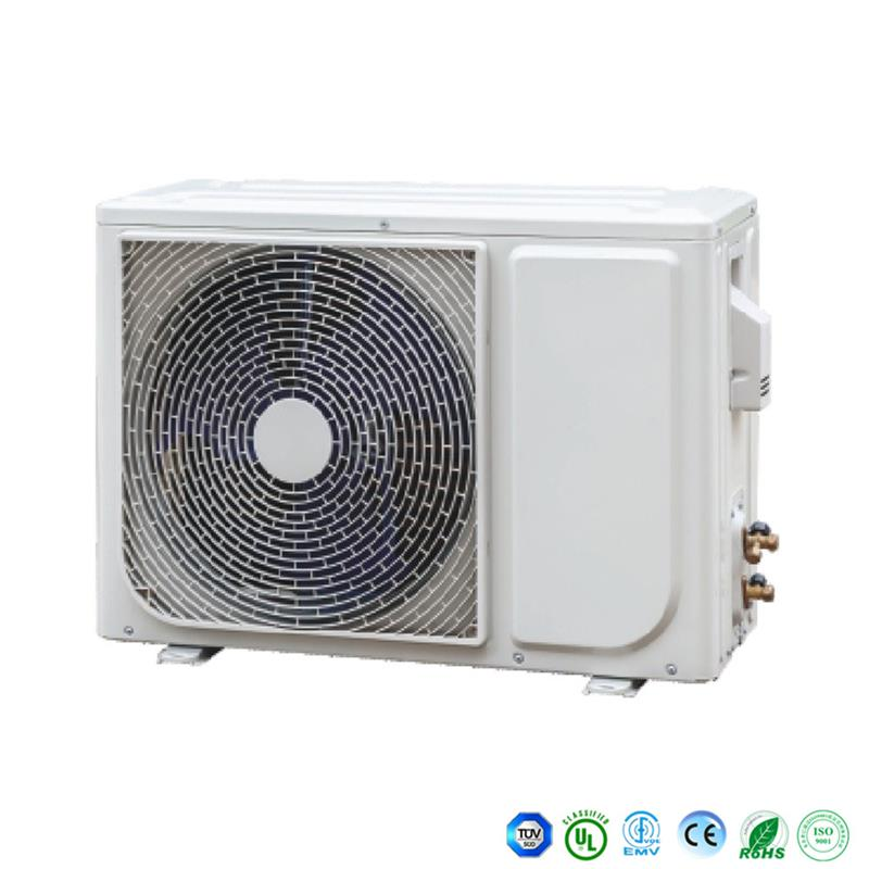 Multifunctional 12000btu air-con compressor solar dc inverter air conditioner with great price
