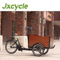 three wheel closed cabin cargo tricycle