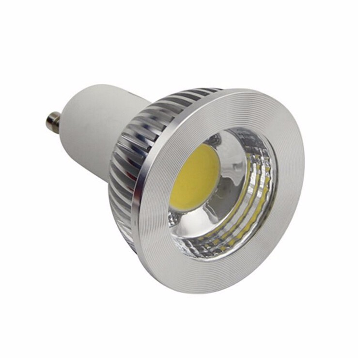 Factory direct sell 5w gu10 aluminum alloy led spotlight ra>85