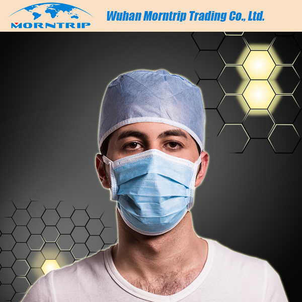 Hospital medical supplies 50 NEW Disposable Surgical Medical Salon flu Face Mask with earloop
