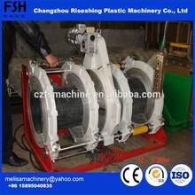 Good price of 200mm to 50mm fitting plastic hydrualic welding machine for pp pe pvdf pipe with high quality