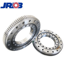 Small slewing ring bearing small slew drive for weave machine
