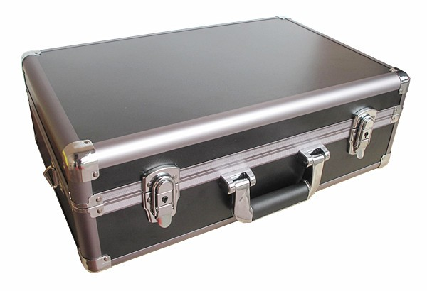Carrying Tool Sample Aluminum Case