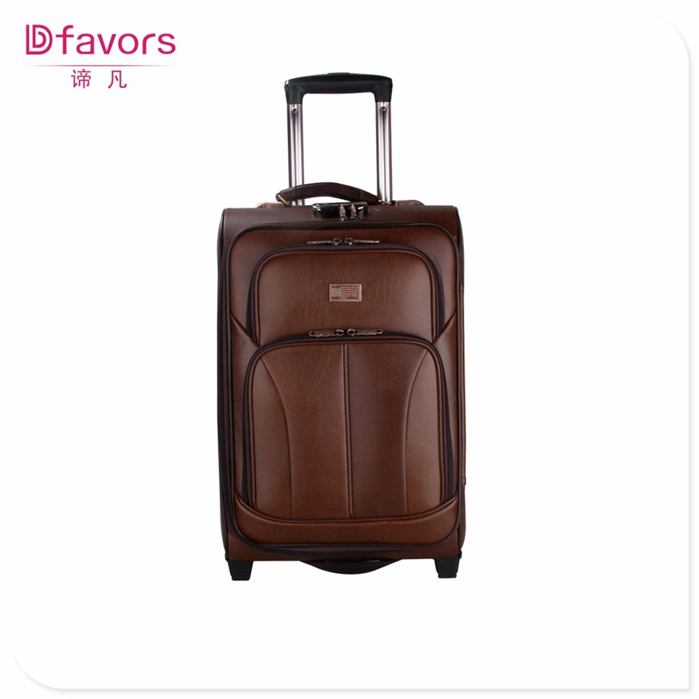 New design 32inch luggage trolley sport bags 2014 new 17' laptop leopard luggage multiple colors