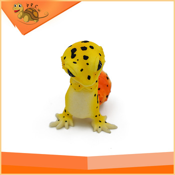 New handmade animal toy reptile models resin animal model hand drawing models for Child Art collection