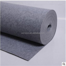 Best quality 4mm recycled pet felt factory