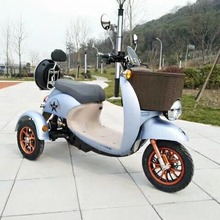 Super cheap 60V battery adult electric three wheels motorcycle