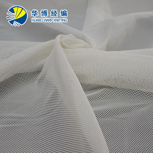 manufacturer price 50d polyester pvc mesh fabric, raschel warp knitting fabric for camping