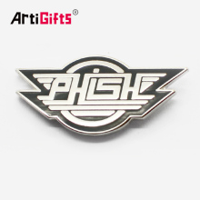 Zinc Alloy Enamel Alphabet Car Wing Lapel Pins