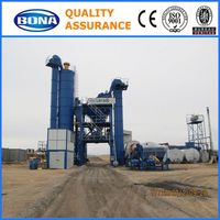 High Productivity Low Cost LB500 Hot-mix Asphalt Batching Plant